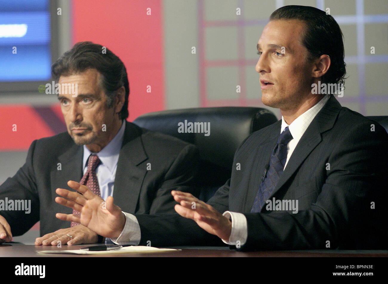 100 Al Pacino Matthew Mcconaughey Two For The Money
