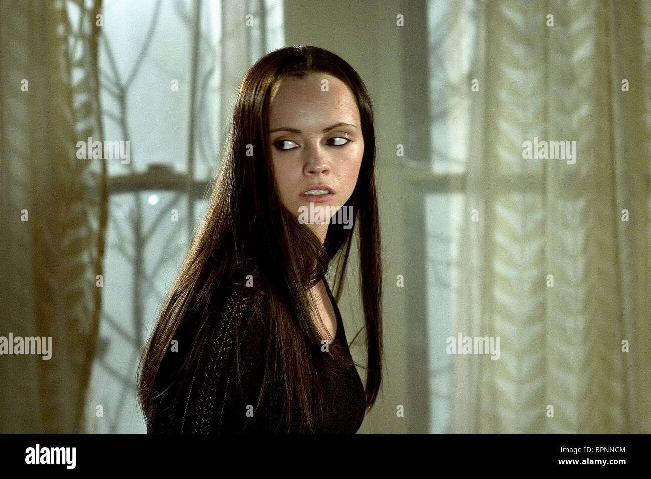 CHRISTINA RICCI CURSED (2005) Stock Photo