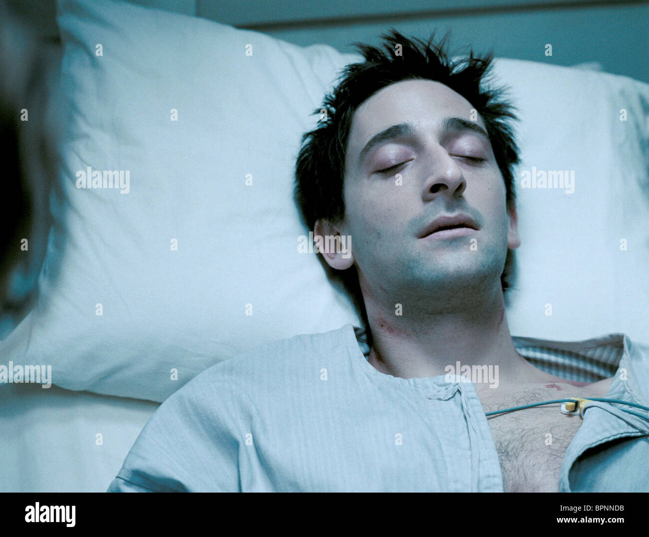 ADRIEN BRODY THE JACKET (2005) - Stock Image