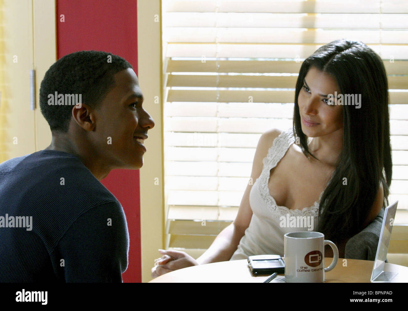 NICK CANNON & ROSELYN SANCHEZ THE UNDERCLASSMAN; THE UNDERCLASS MAN (2005) - Stock Image