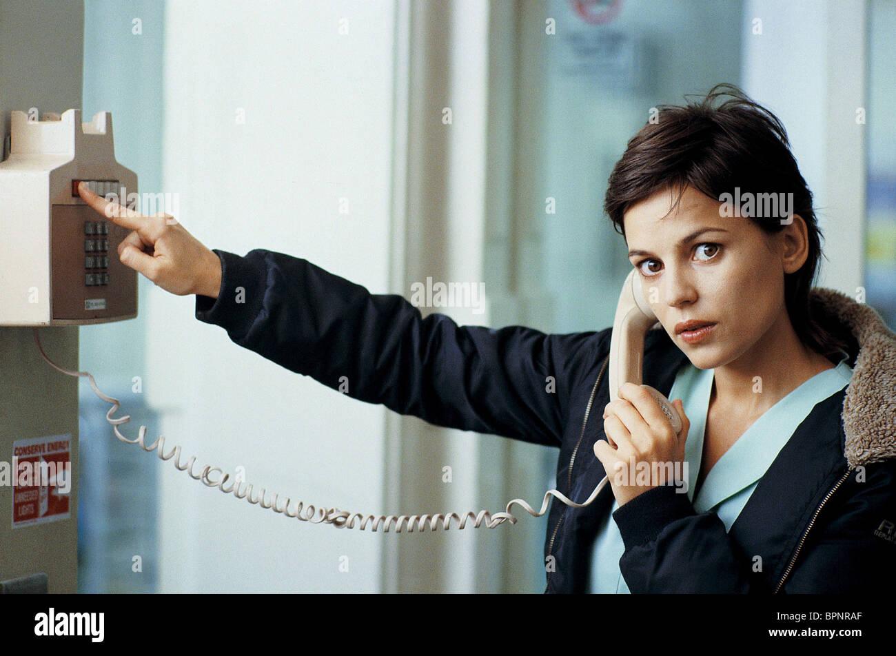 ELENA ANAYA FRAGILE (2005) - Stock Image