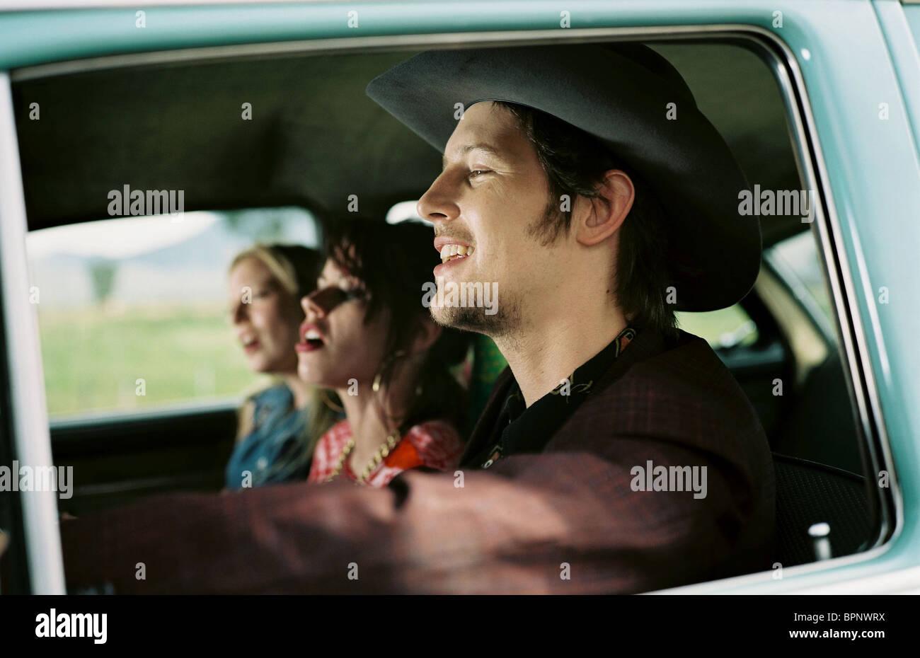 SARAH POLLEY FAIRUZA BALK & GABRIEL MANN DON'T COME KNOCKING (2005) - Stock Image