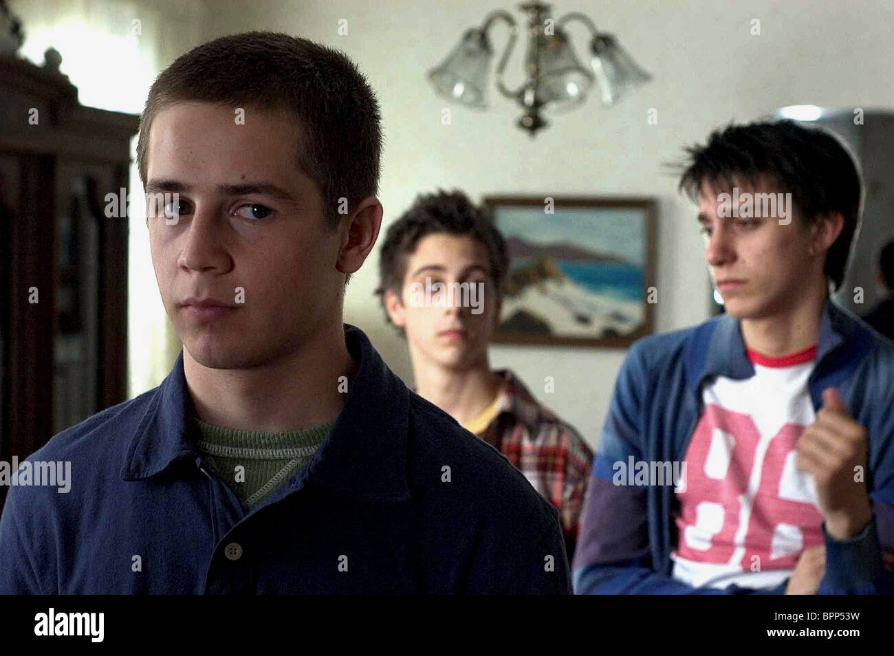 MICHAEL ANGARANO MATTHEW BUSH & GIDEON GLICK ONE LAST THING... (2005) - Stock Image