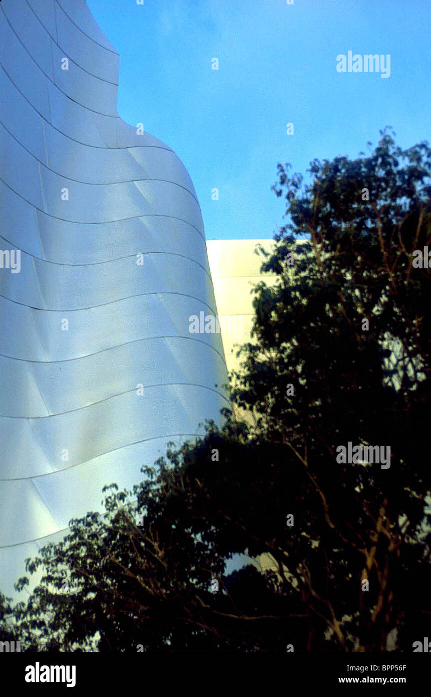 The Walt Disney Concert Hall In Los Angeles Sketches Of Frank Gehry
