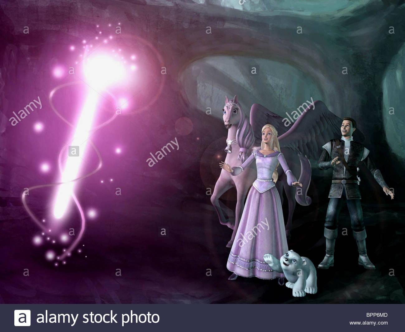 barbie and the magic of pegasus shiver