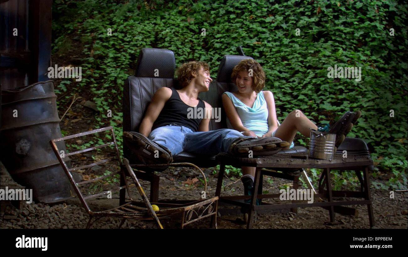 KYLE SCHMID & MARIEH DELFINO ZEROPHILIA (2005) Stock Photo
