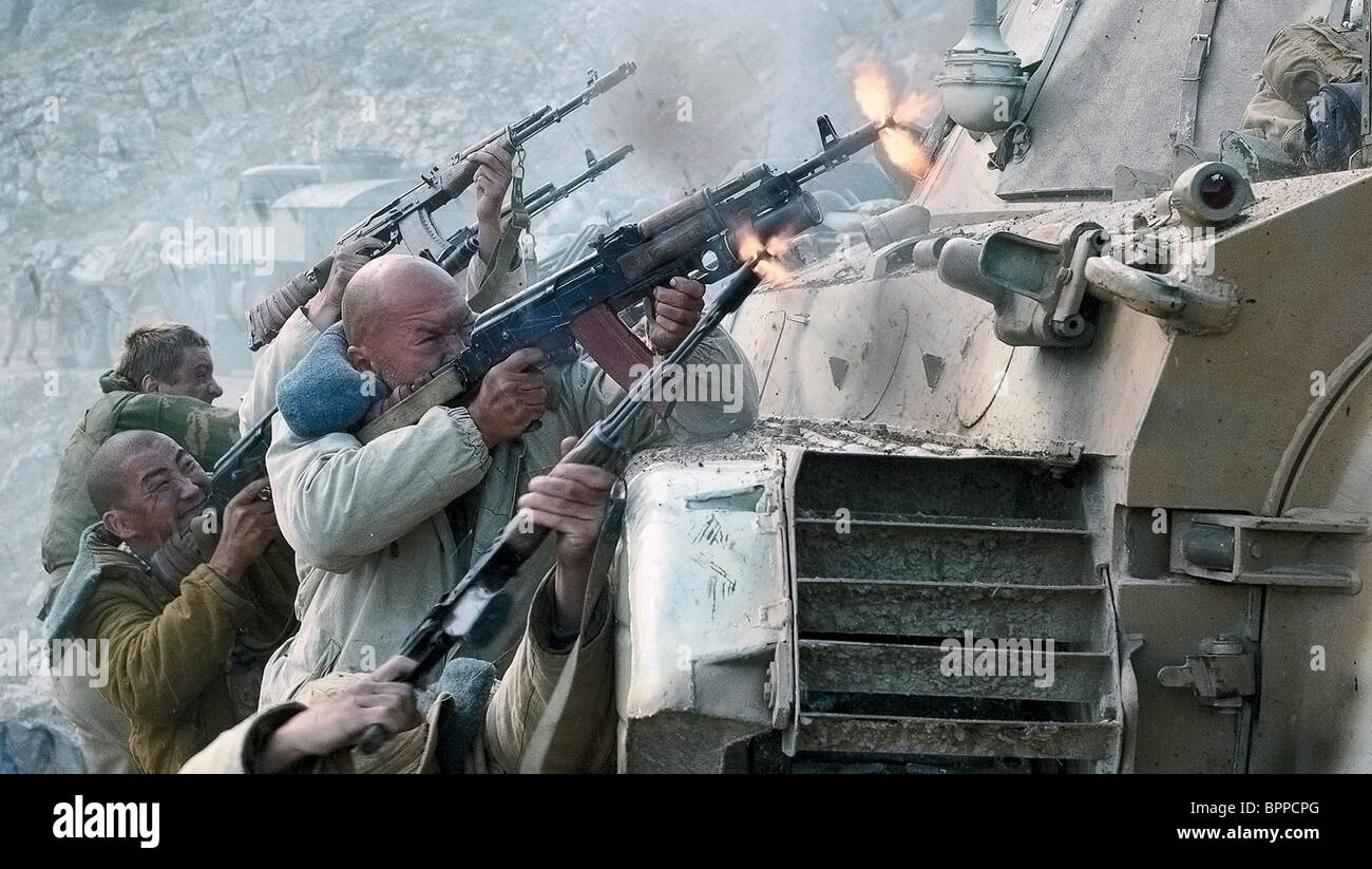 FYODOR BONDARCHUK THE 9TH COMPANY; 9-YA ROTA (2005) - Stock Image
