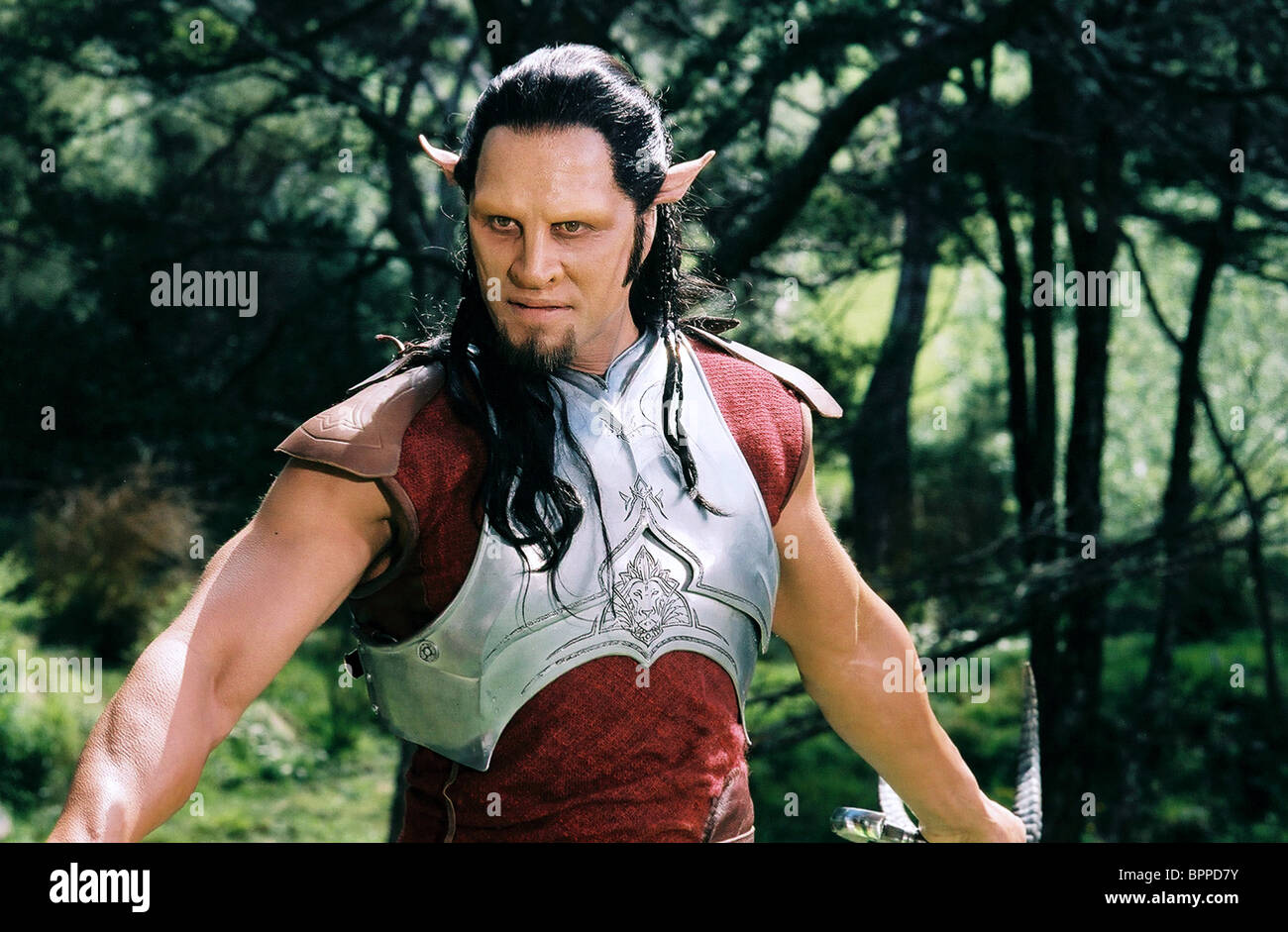 PATRICK KAKE THE CHRONICLES OF NARNIA: THE LION THE WITCH AND THE WARDROBE (2005) - Stock Image