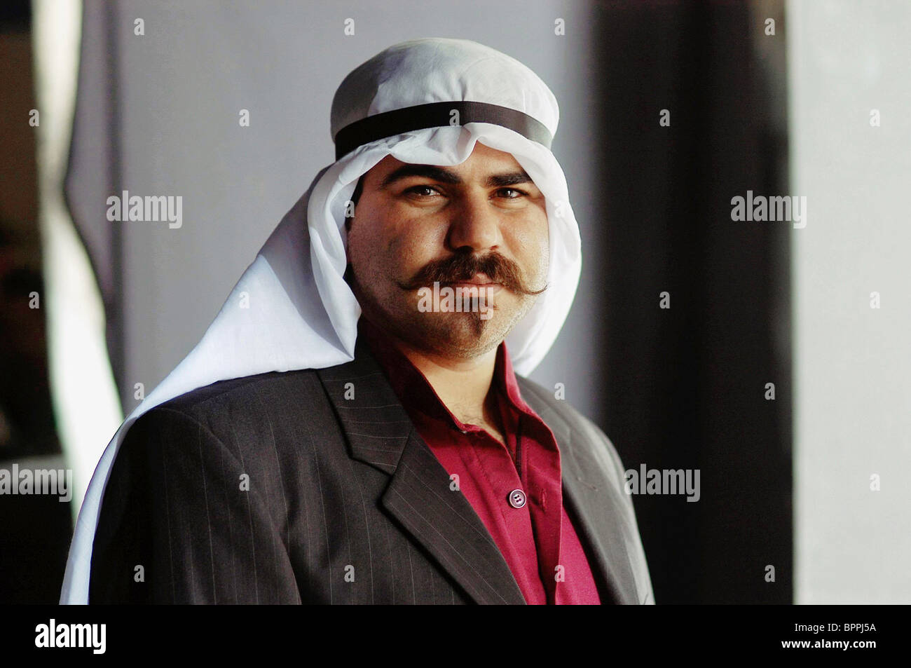 ERHAN UFAK VALLEY OF THE WOLVES: IRAQ; KURTLAR VADISI - IRAK (2006) Stock Photo