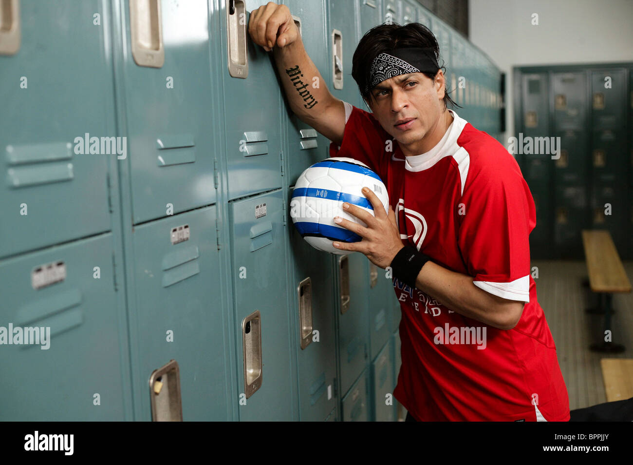Image result for shahrukh khan soccer kank
