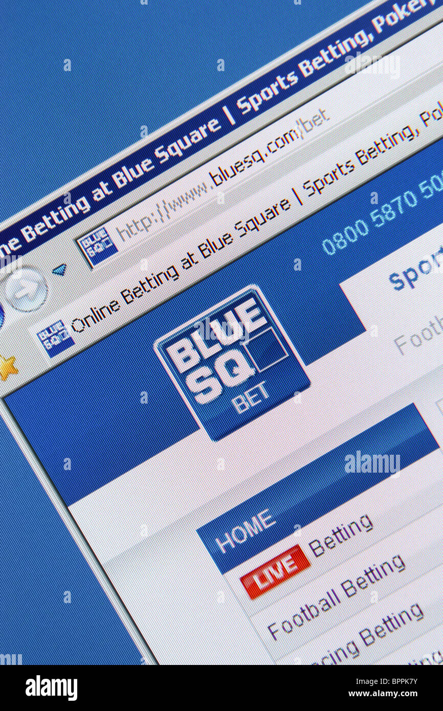 Blue square betting application tennis predictions betting expert nfl
