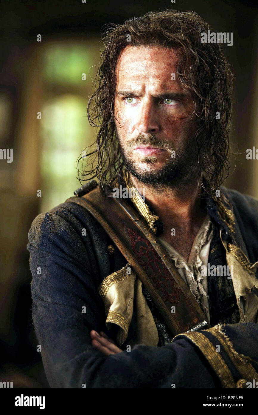 JACK DAVENPORT PIRATES OF THE CARIBBEAN: DEAD MAN'S CHEST (2006) - Stock Image