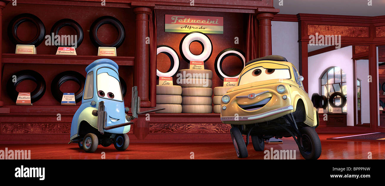 Pixar Cars High Resolution Stock Photography And Images Alamy
