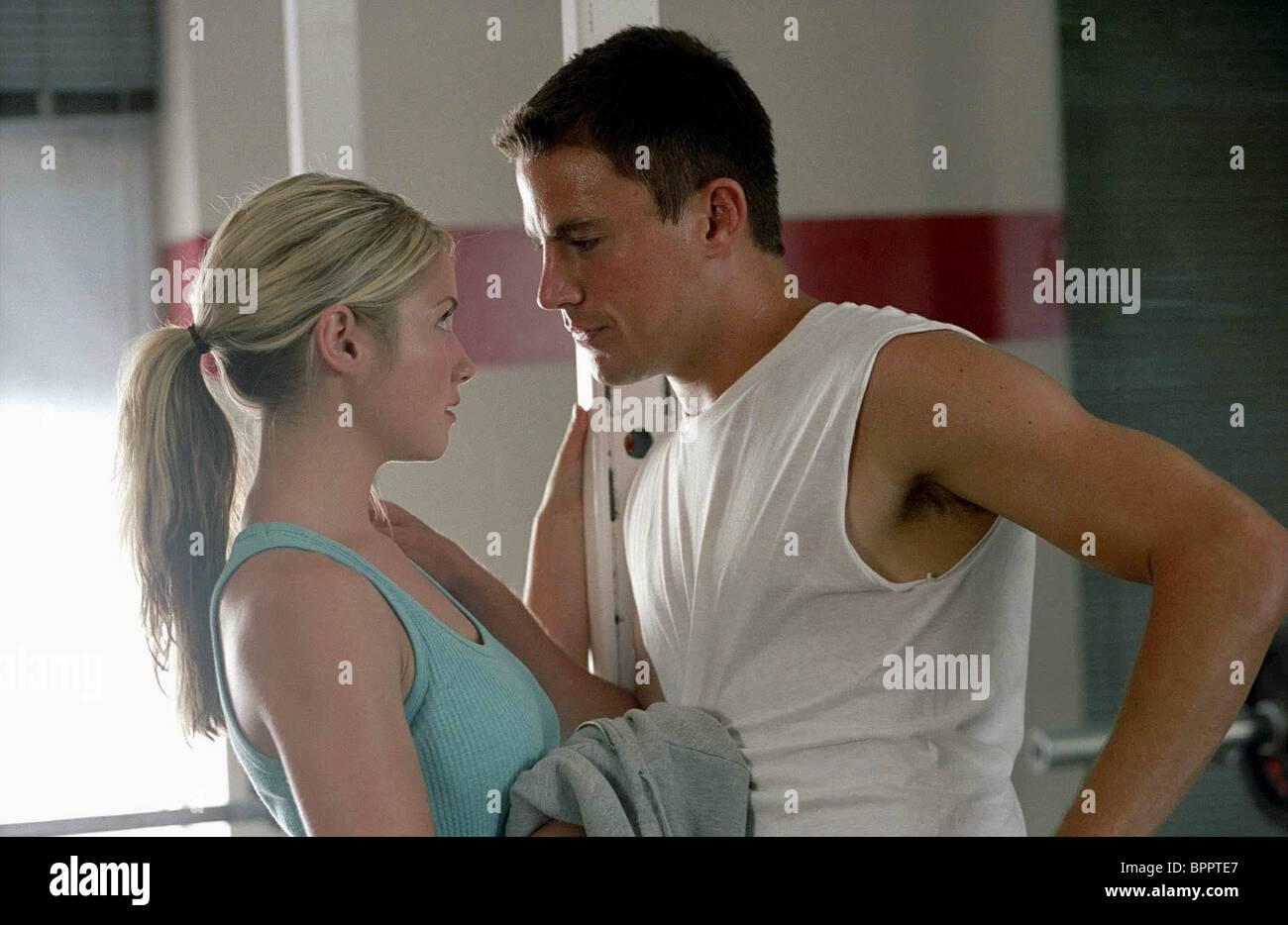 62d5123149a LAURA RAMSEY   CHANNING TATUM SHE S THE MAN (2006 Stock Photo ...