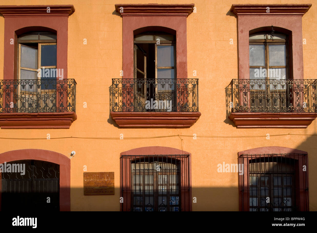 mexican wrought iron balcony in stock photos mexican. Black Bedroom Furniture Sets. Home Design Ideas