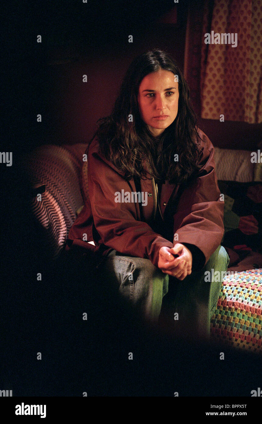 DEMI MOORE HALF LIGHT (2006) - Stock Image