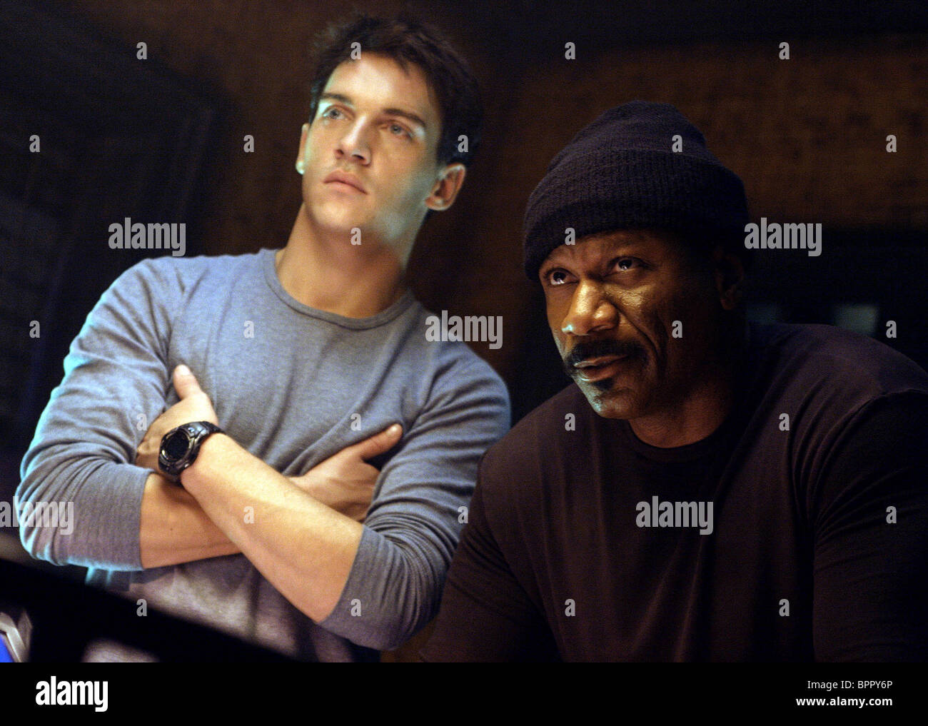 JONATHAN RHYS MEYERS & VING RHAMES MISSION: IMPOSSIBLE III