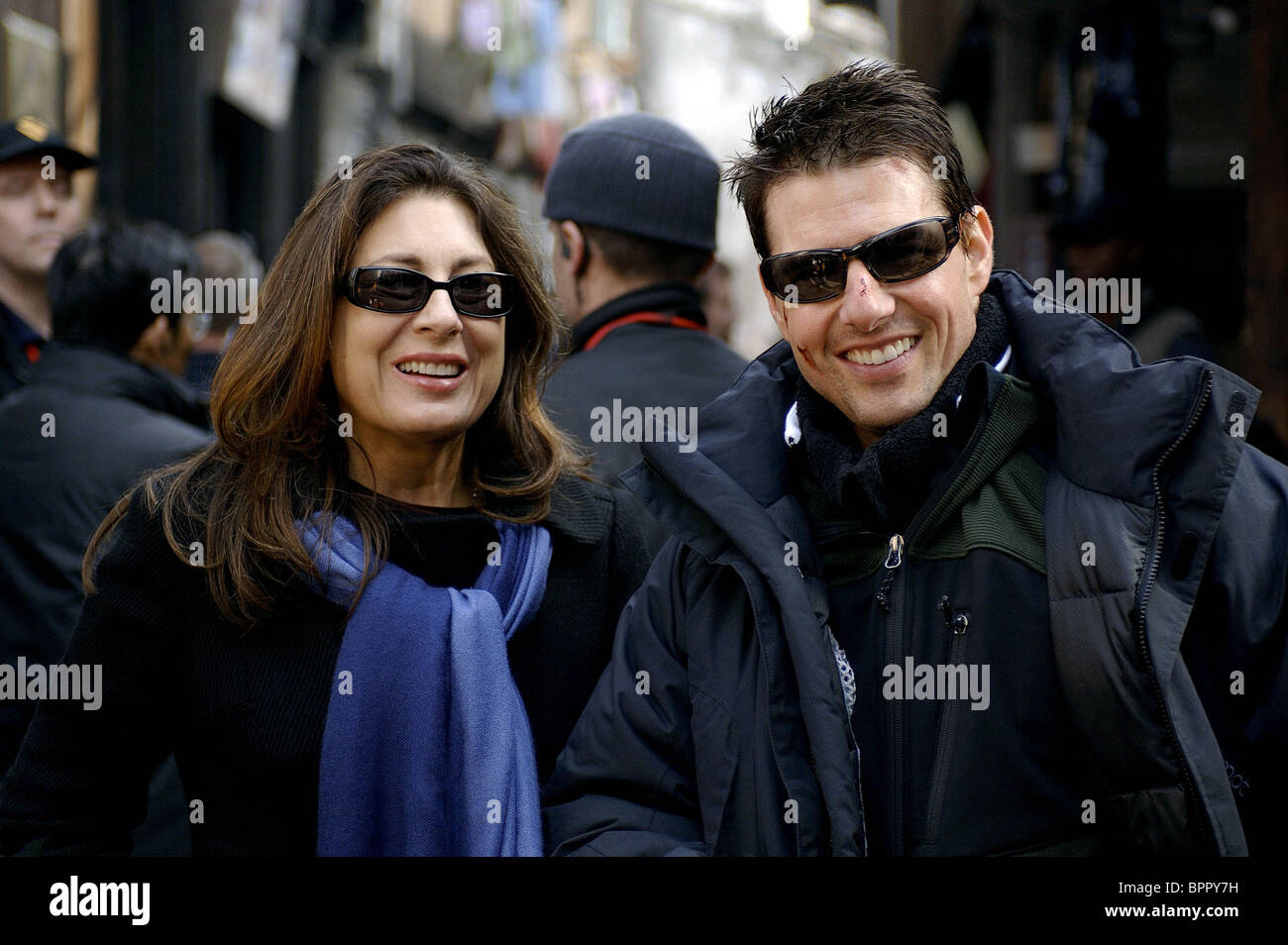 PAULA WAGNER & TOM CRUISE MISSION: IMPOSSIBLE III