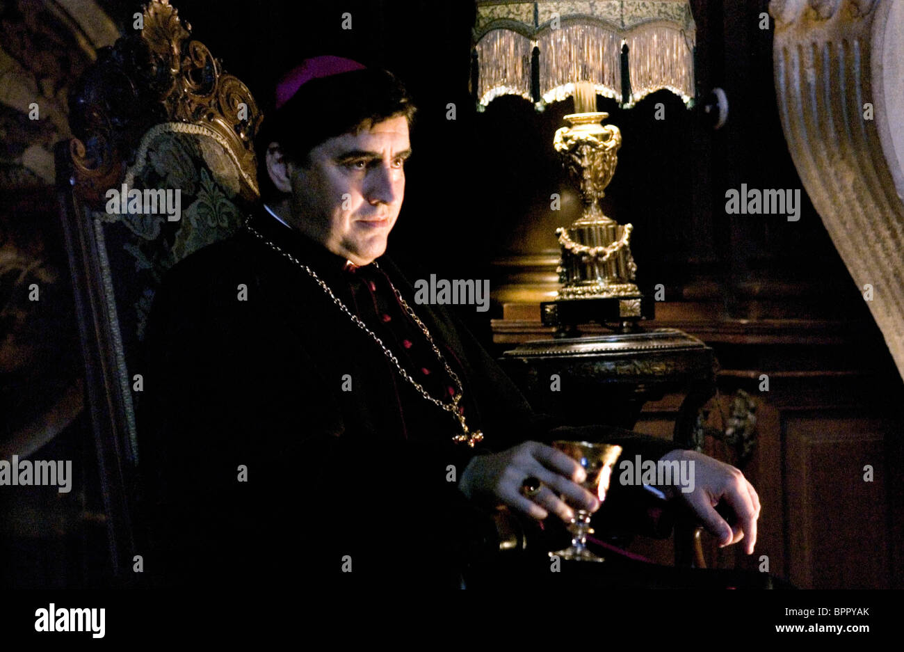 Alfred Molina The Da Vinci Code The Davinci Code 2006 Stock Photo Alamy
