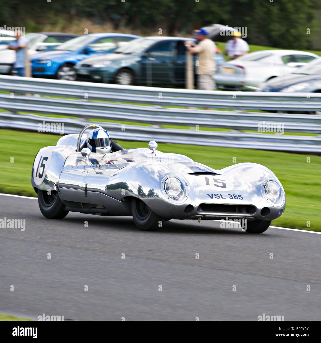 Sports Car Racing Lotus Stock Photos & Sports Car Racing Lotus Stock ...