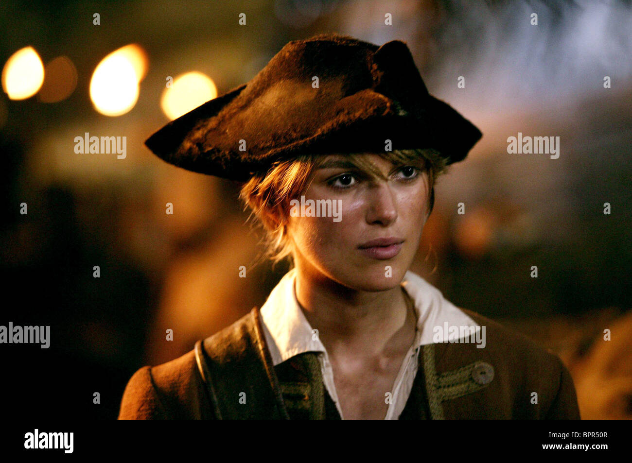 Keira Knightley Pirates Of The Caribbean Dead Man S Chest 2006 Stock Photo Alamy