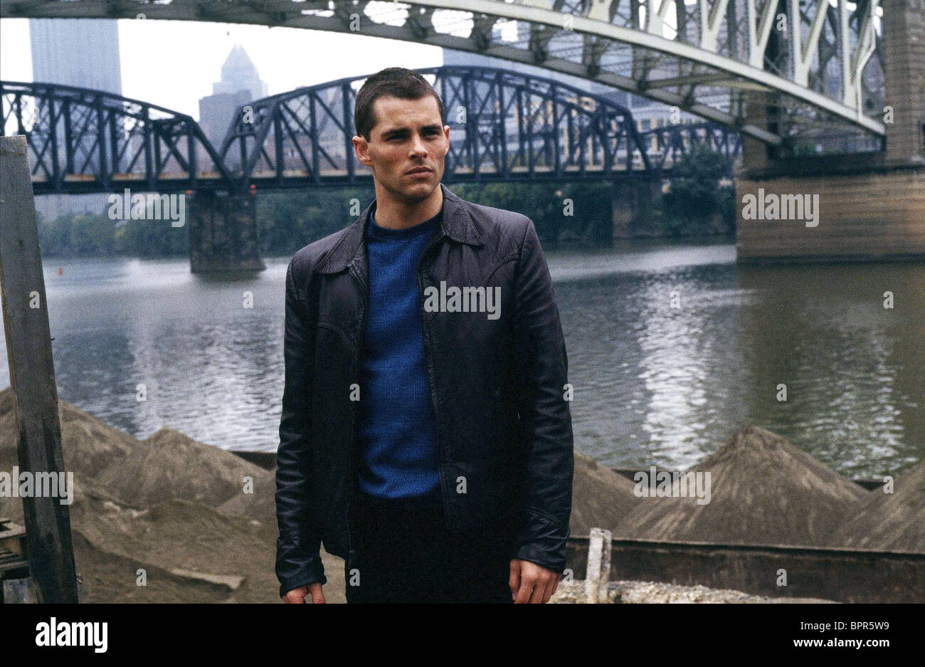 JAMES MARSDEN 10TH & WOLF; TENTH & WOLF (2006) - Stock Image