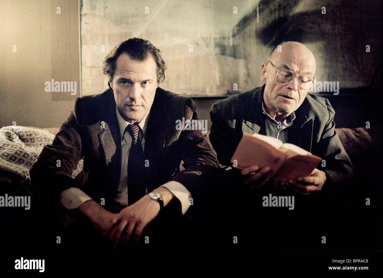 SEBASTIAN KOCH & VOLKMAR KLEINERT THE LIVES OF OTHERS; DAS LEBEN DER ANDEREN (2006) - Stock Image