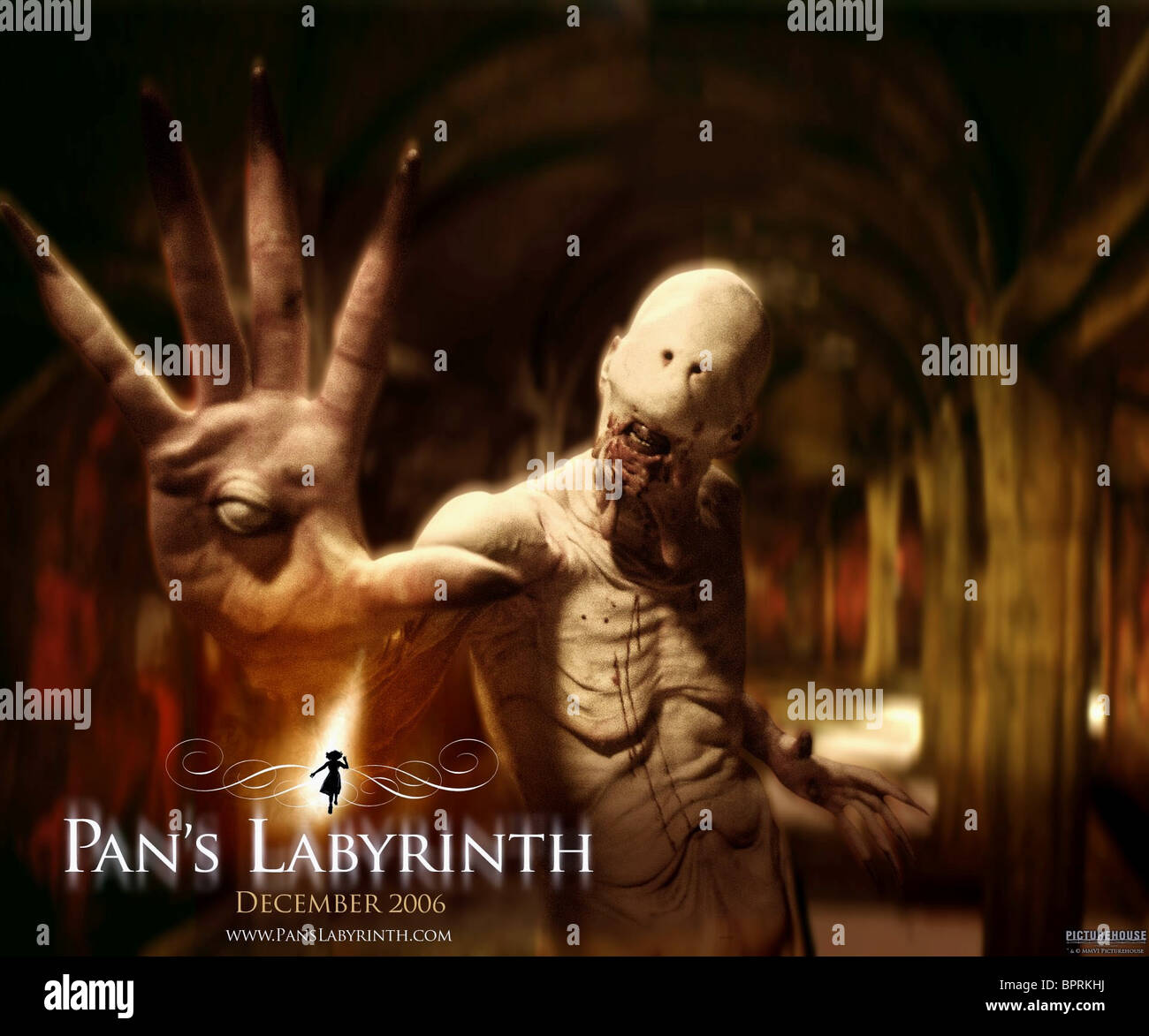The Pale Man Film Title Pans Labyrinth Stock Photos & The ...