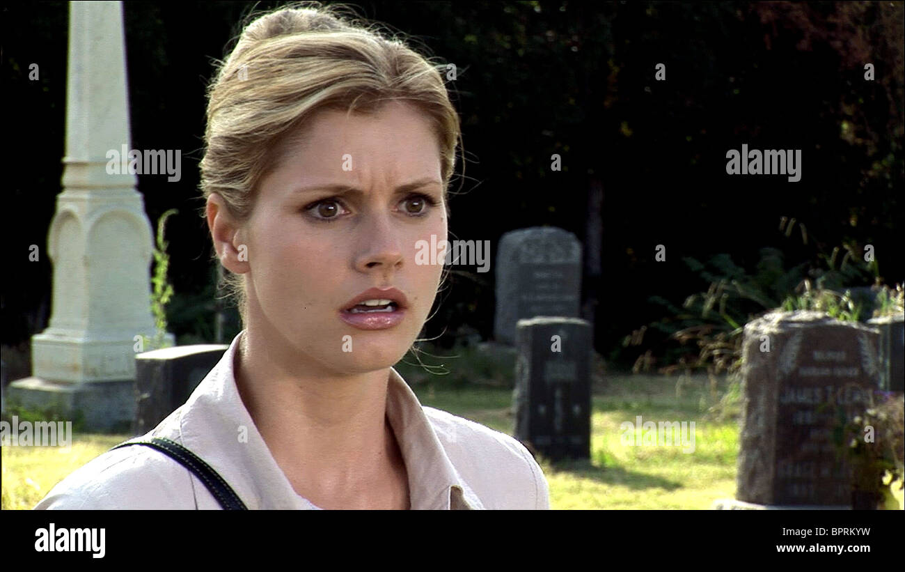 BRIANNA BROWN NIGHT OF THE LIVING DEAD 3D (2006) Stock Photo