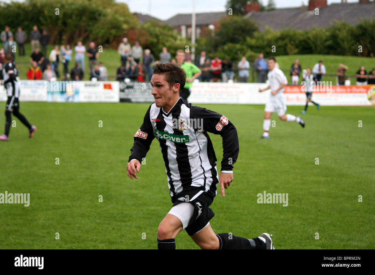 Non League Stadium High Resolution Stock Photography And Images Alamy