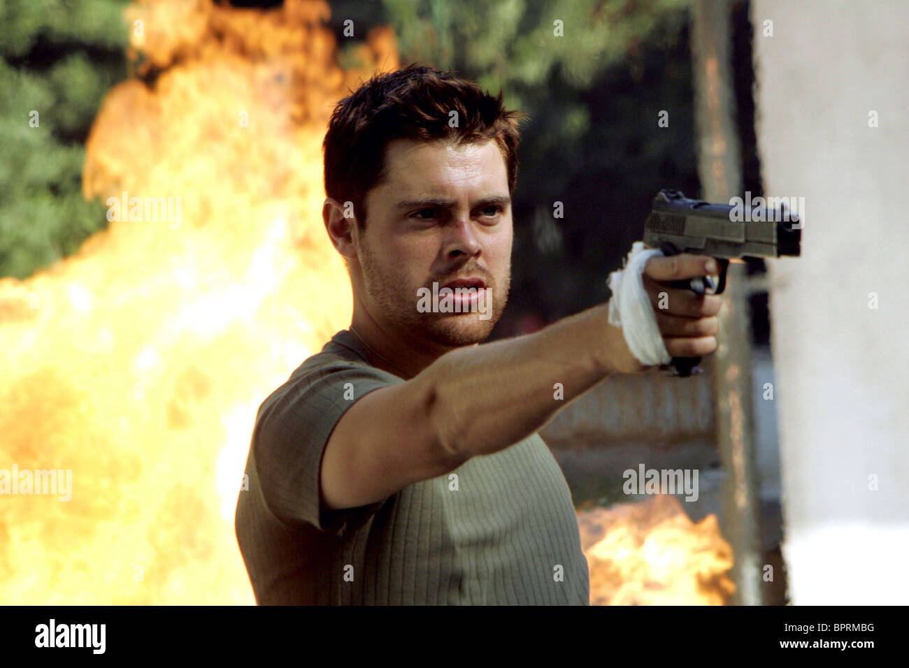 MATTHEW LEITCH THE DETONATOR (2006) - Stock Image