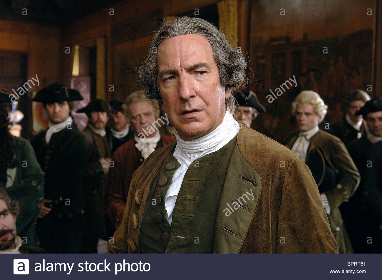 ALAN RICKMAN PERFUME: THE STORY OF A MURDERER (2006) - Stock Image