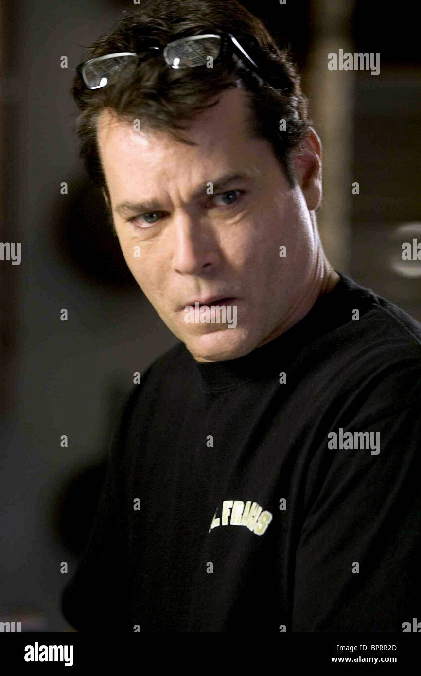 RAY LIOTTA EVEN MONEY (2006) - Stock Image