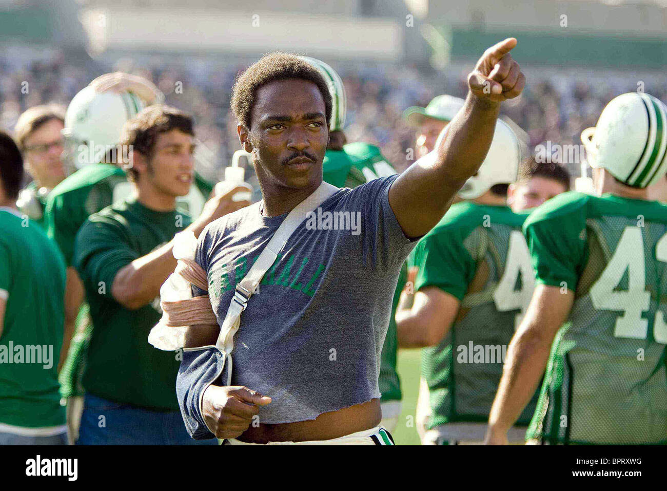 ANTHONY MACKIE WE ARE MARSHALL (2006) - Stock Image