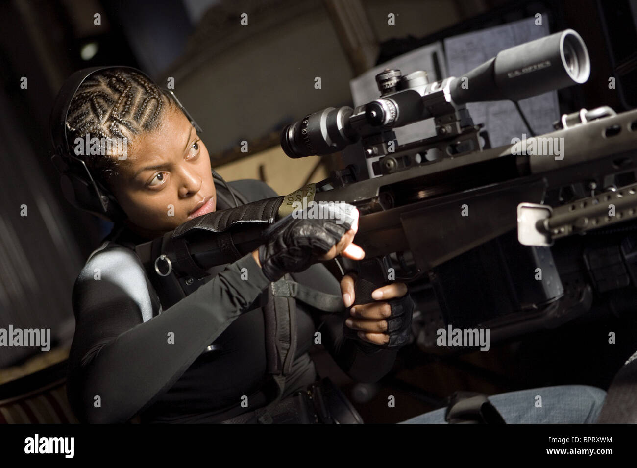 TARAJI P. HENSON SMOKIN' ACES; SMOKING ACES (2006) - Stock Image