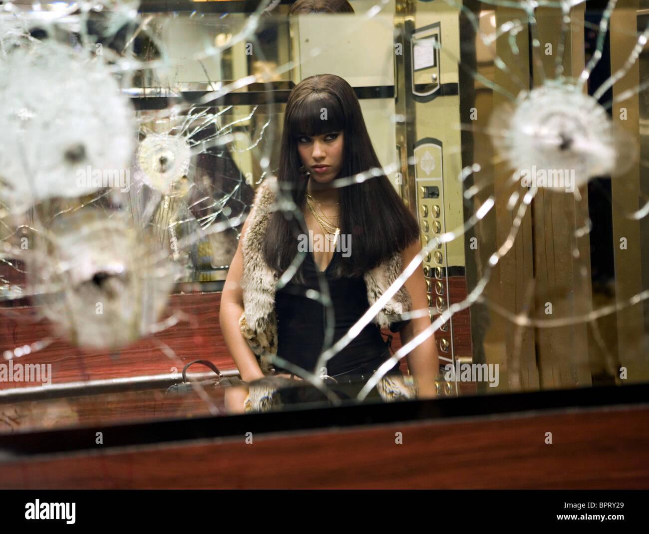 ALICIA KEYS SMOKIN' ACES; SMOKING ACES (2006) - Stock Image