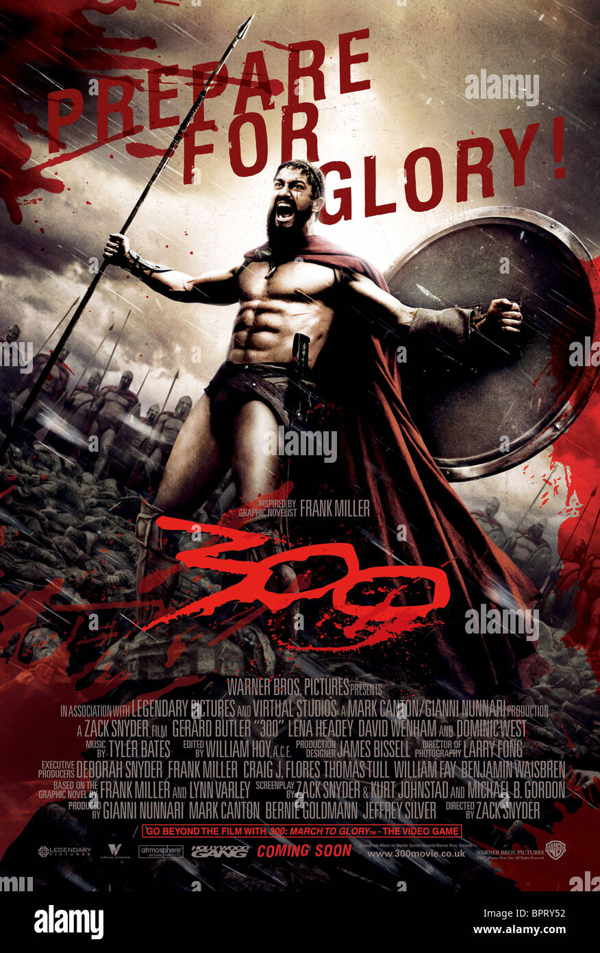 300 Full Movie >> 300 Movie Poster Stock Photos 300 Movie Poster Stock