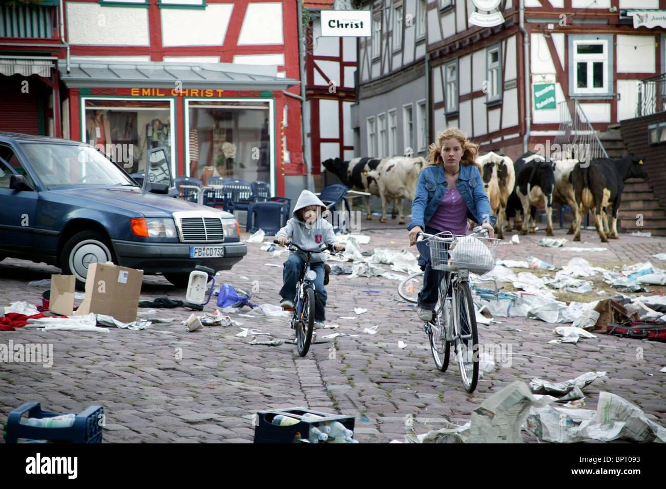 HANS-LAURIN BEYERLING & PAULA KALENBERG DIE WOLKE; THE CLOUD (2006) - Stock Image