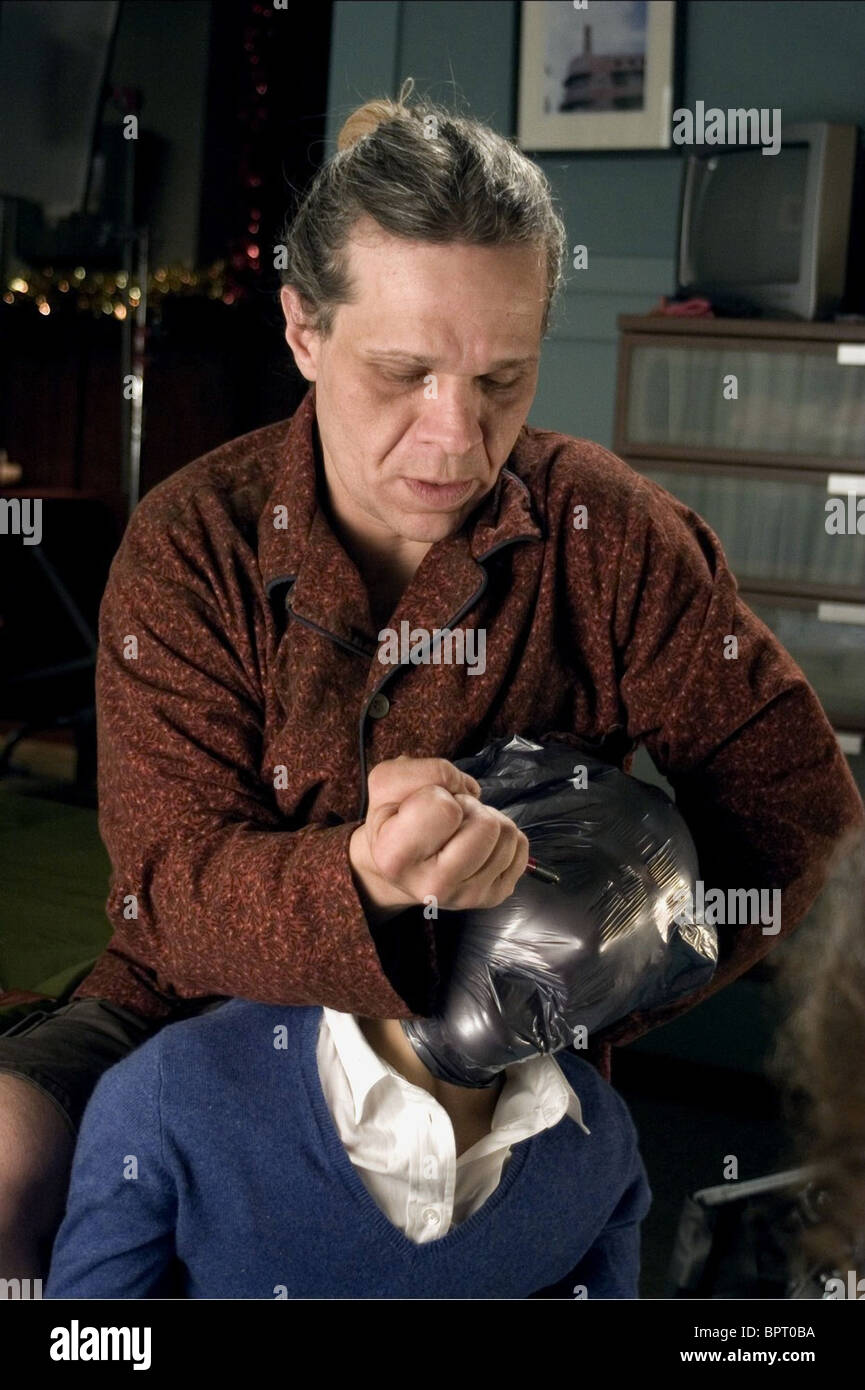 robert mann black christmas 2006 stock image - Black Christmas 2006