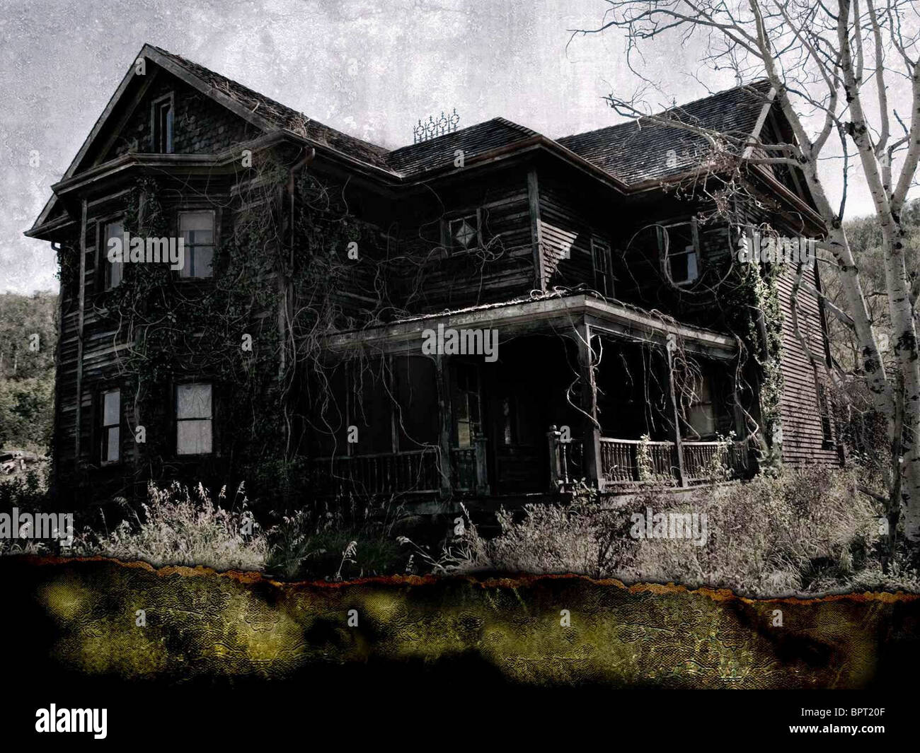 COUNTRY HOUSE THE MESSENGERS (2007) - Stock Image