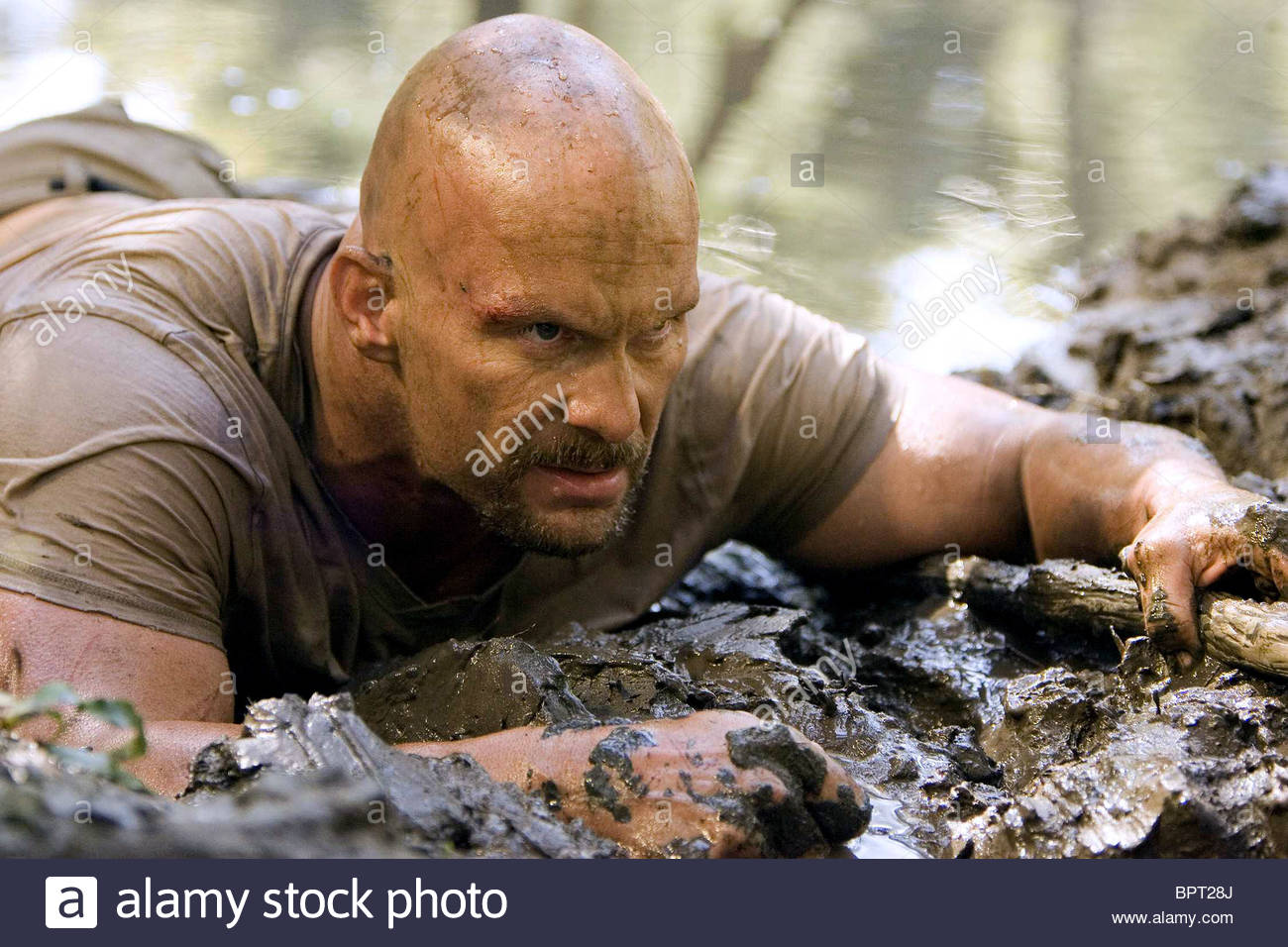 STEVE AUSTIN THE CONDEMNED (2007) - Stock Image