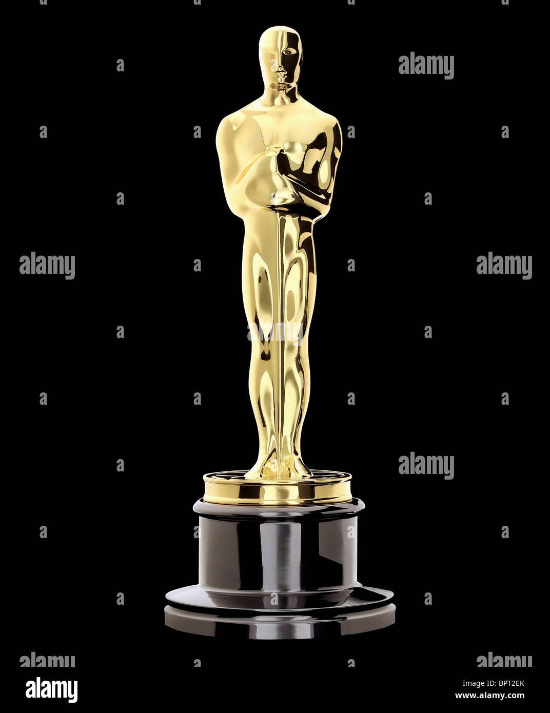ACADEMY AWARDS OSCAR STATUETTE ACADEMY AWARDS OSCAR STATUETTE (2007) - Stock Image