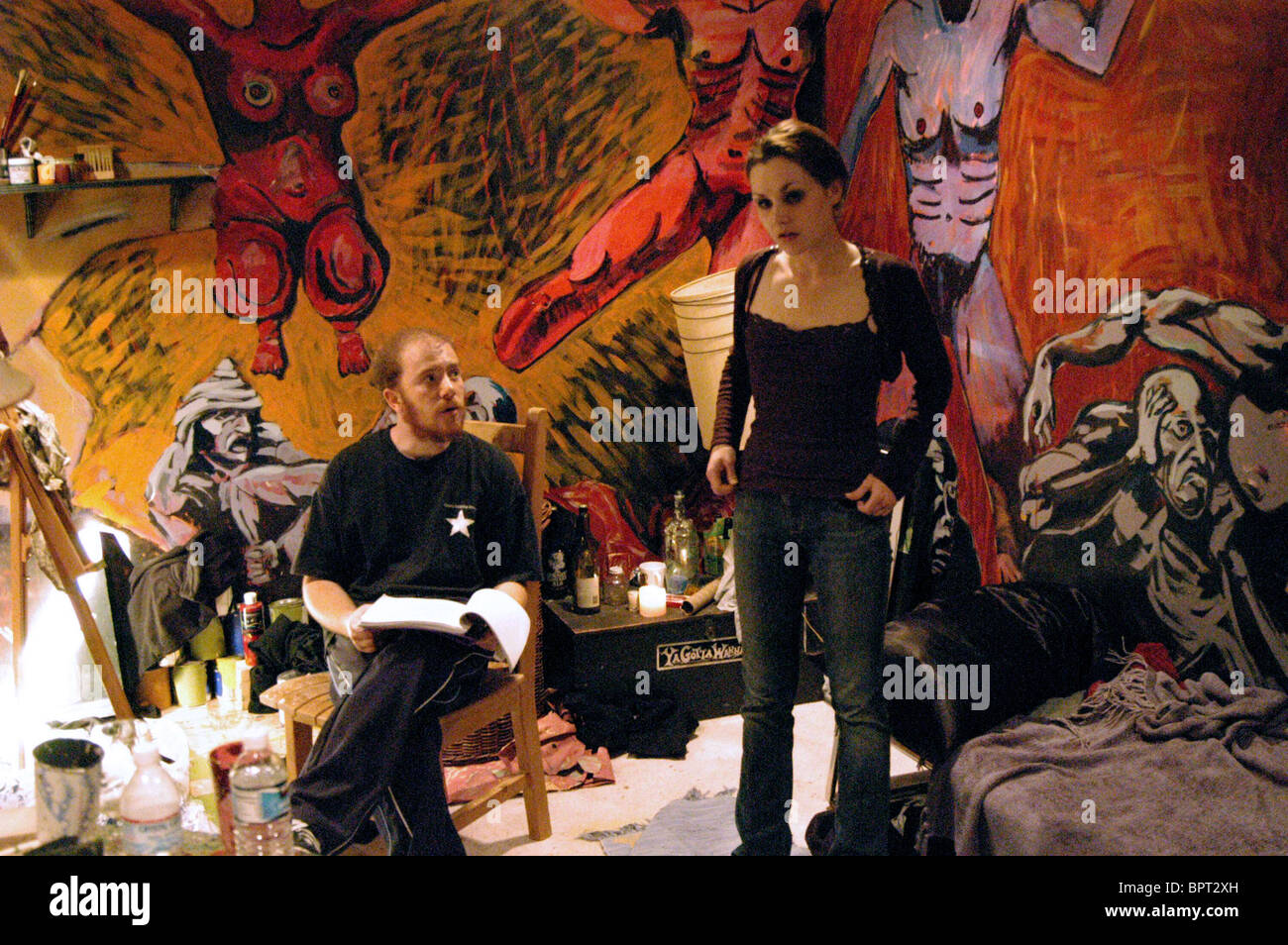 JOEL MILLER & RACHEL MINER THE STILL LIFE; (2007) - Stock Image