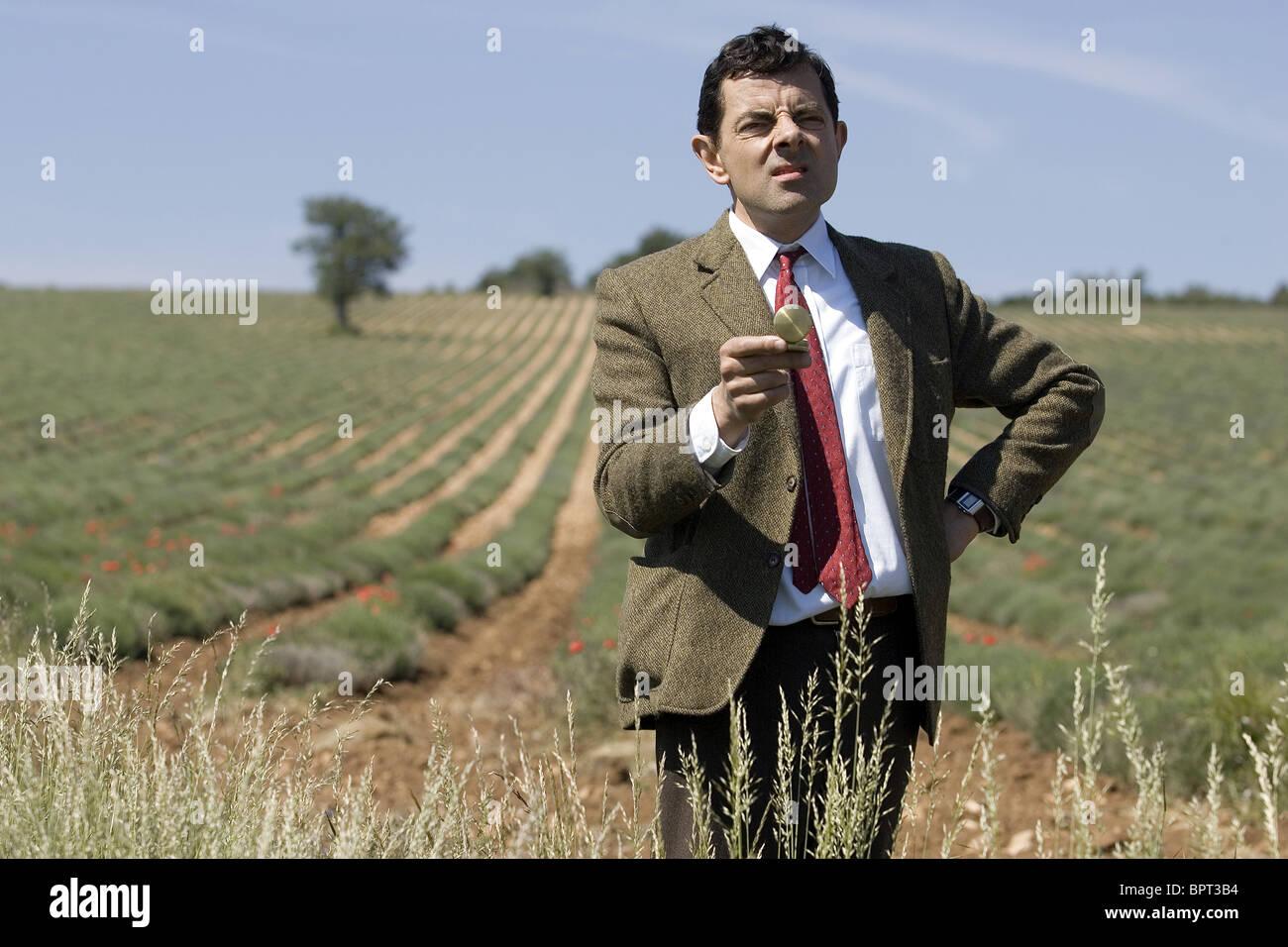 Rowan Atkinson Mr Bean S Holiday 2007 Stock Photo Alamy