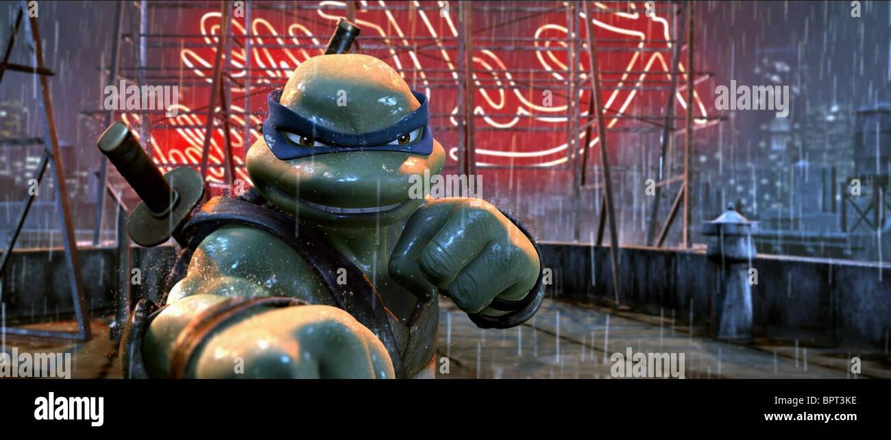 Teenage Mutant Ninja Turtles Leonardo High Resolution Stock Photography And Images Alamy