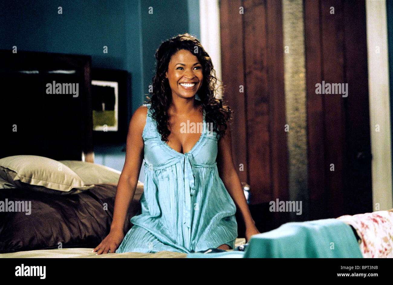 NIA LONG ARE WE DONE YET? (2007) - Stock Image