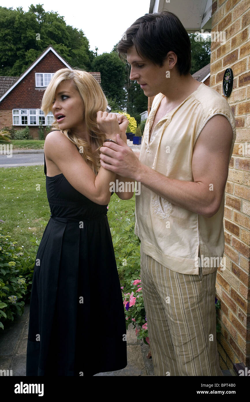 CARMEN ELECTRA & GILES ALDERSON I WANT CANDY (2007) - Stock Image