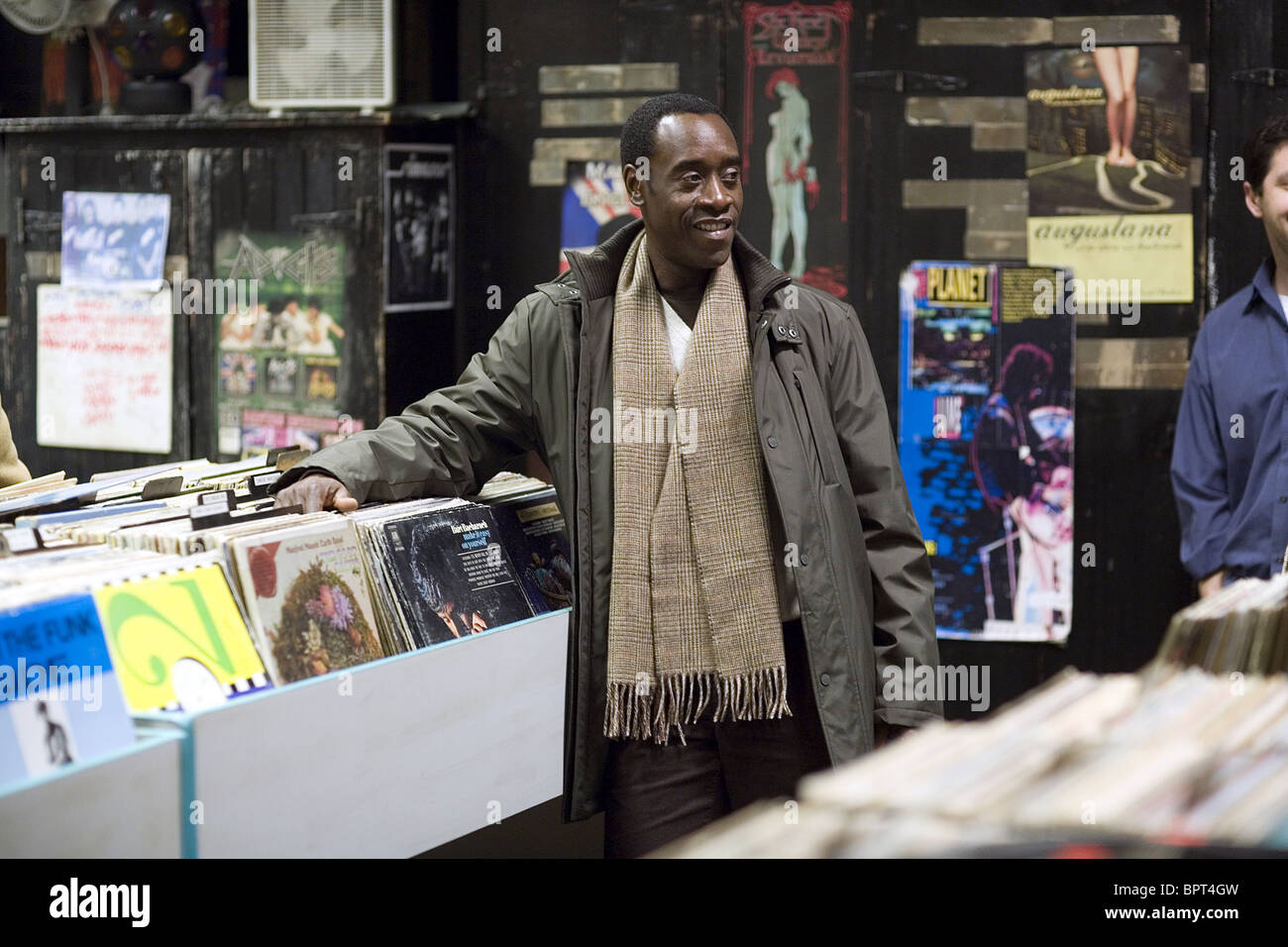 DON CHEADLE REIGN OVER ME (2007) - Stock Image