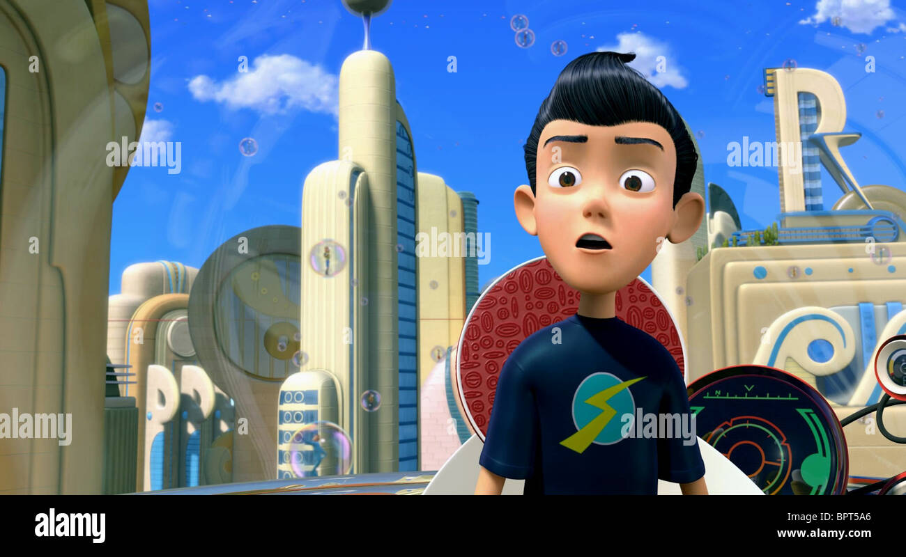 wilbur robinson meet the robinsons 2007 stock photo 31263854 alamy