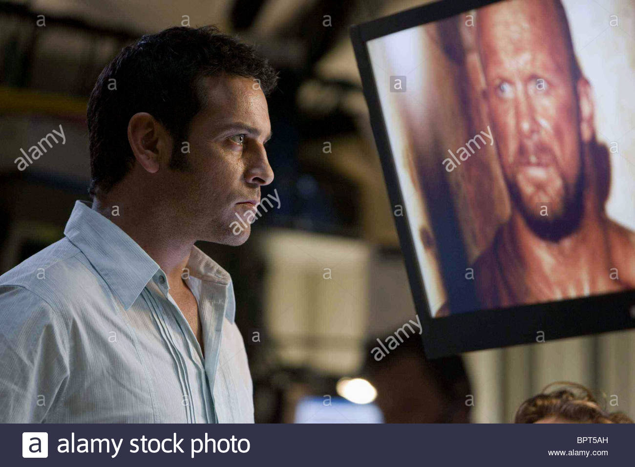 ROBERT MAMMONE THE CONDEMNED (2007) - Stock Image
